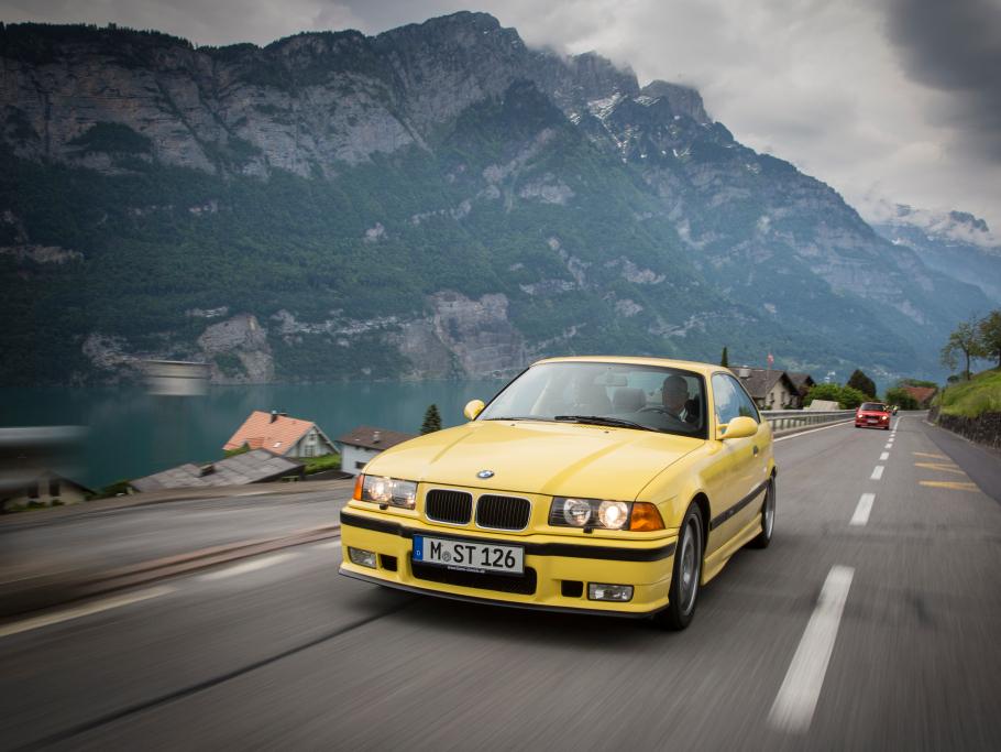 BMW M3 slaví třicátiny limitovanou edicí 30 Jahre M3