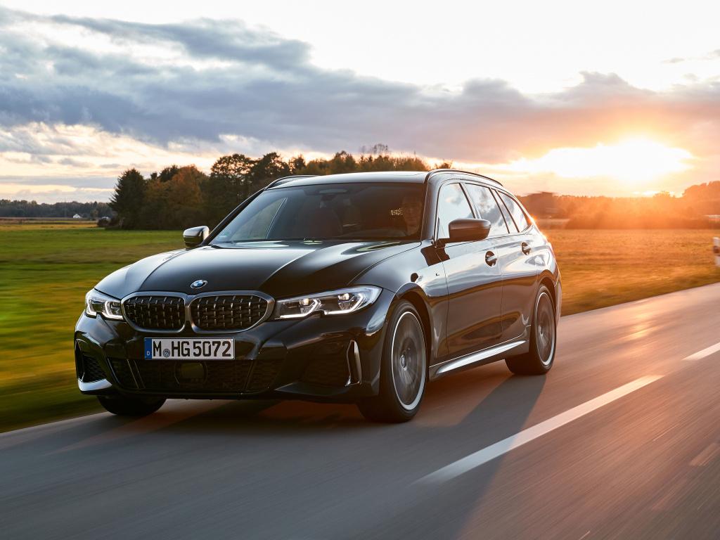 BMW M340i xDrive First Edition - můžete si vybrat sedan nebo kombi, vyrobeno bude vždy jen 340 kusů