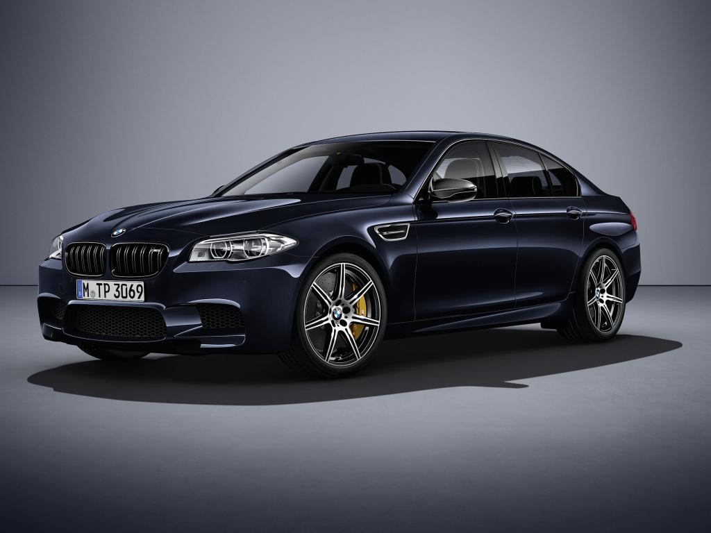 """BMW M5 nově ve speciální edici """"Competition Edition"""""""