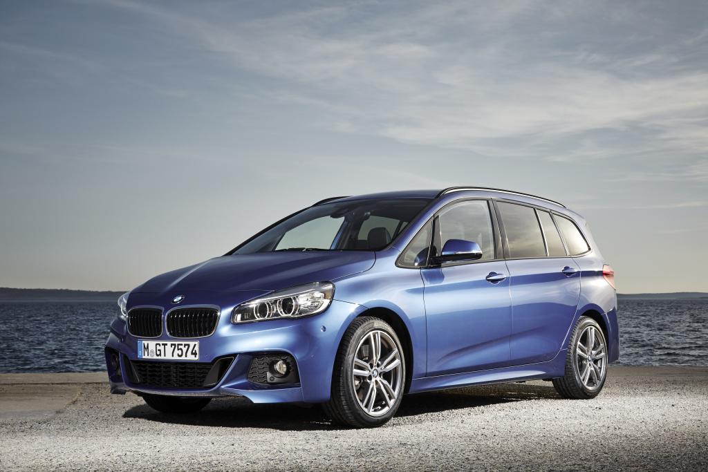 BMW řady 2 Gran Tourer již v červnu od 676 000 Kč