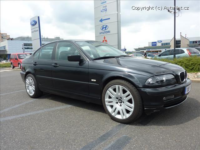 BMW řady 3 (r.v. 1998 - 2005)