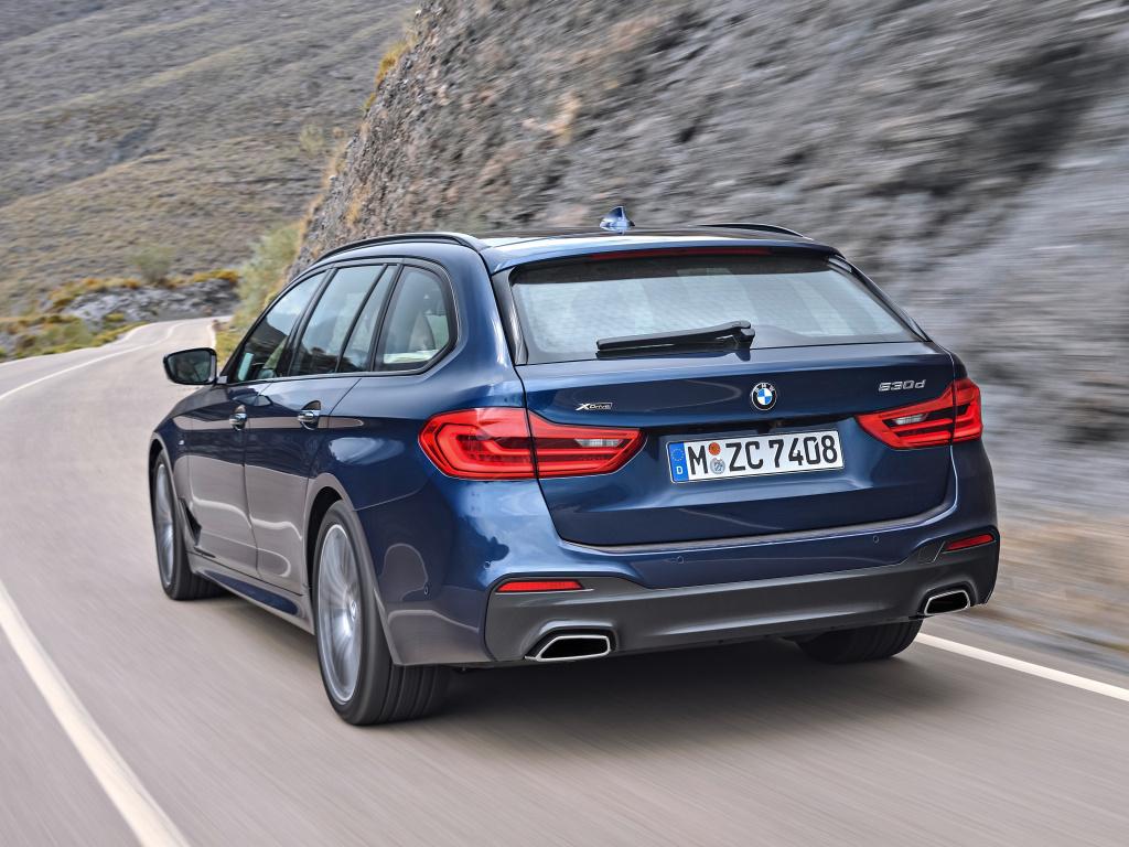 BMW řady 5 Touring - víme, kolik za něj musíte zaplatit