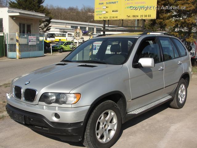 BMW X5 (1999 - 2007)