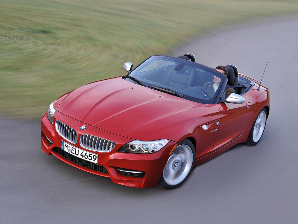BMW Z4: Top model ponese označení sDrive35is