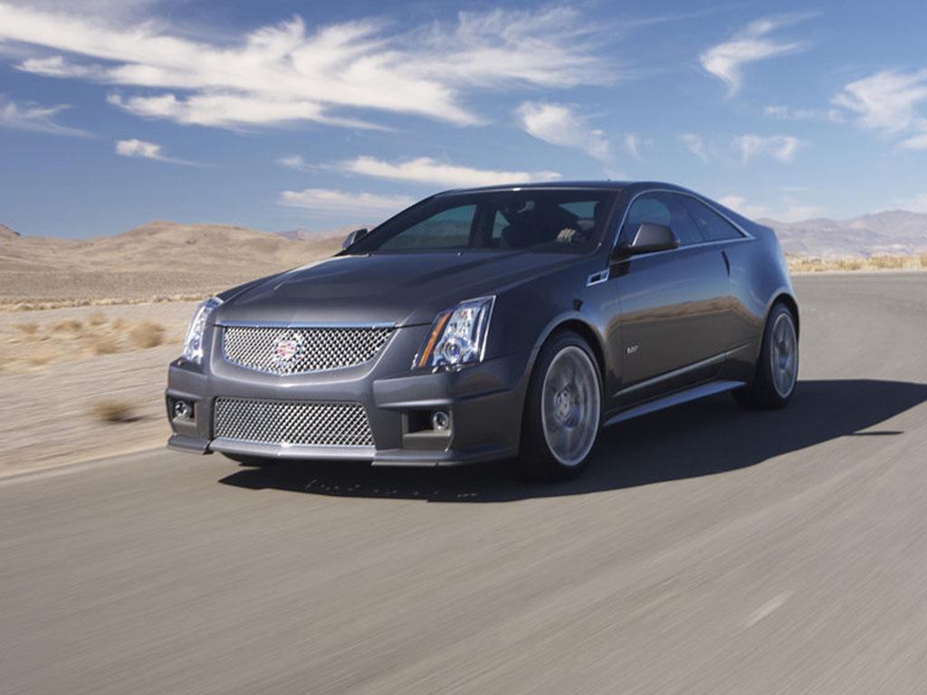 Cadillac CTS-V Coupe: Kompresorová bestie je na spadnutí...