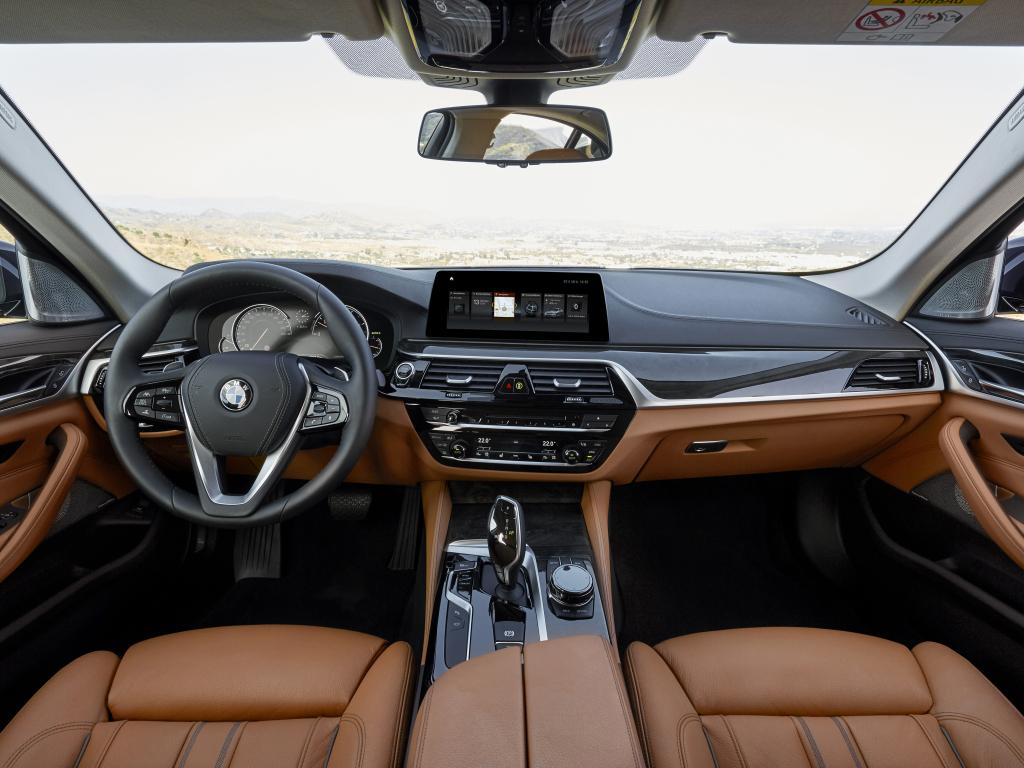 Ceny nového BMW řady 5 na 1 292 200 Kč