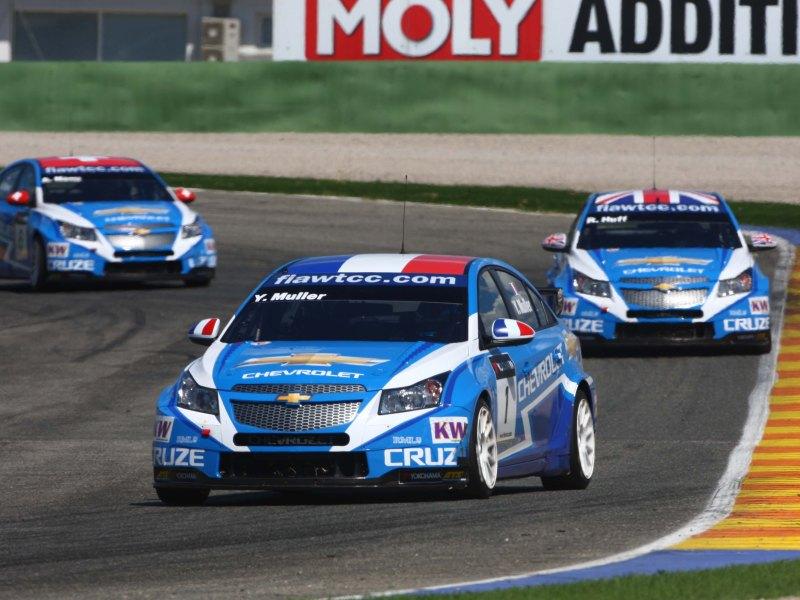 Chevrolet vybojoval mistrovský titul WTCC