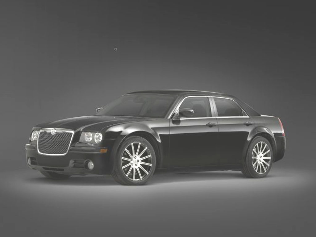 Chrysler 300 S6 a 300 S8