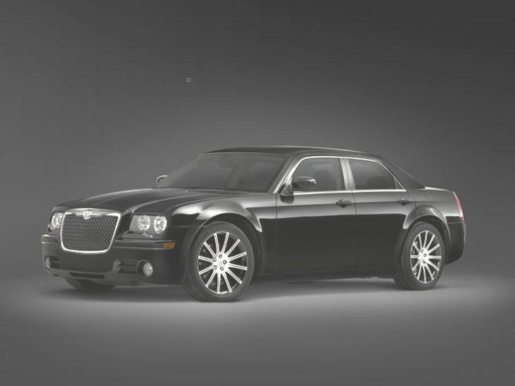 Chrysler 300 S6 a 300 S8
