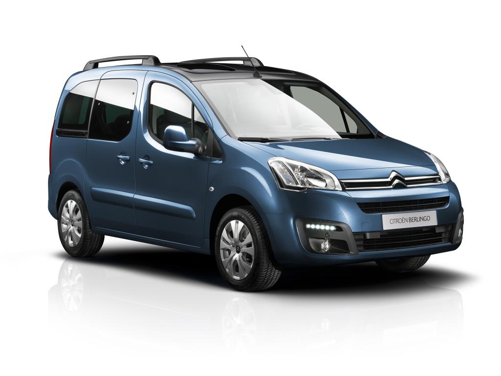 Citroën Berlingo v novém, nechybí užitková ani elektrická verze