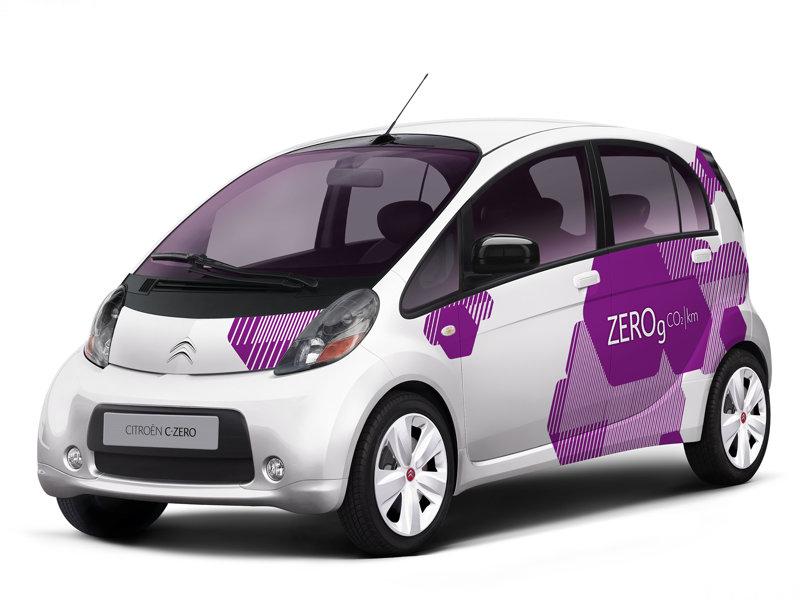 Citroën C-ZERO: Plně elektrický model jde do výroby