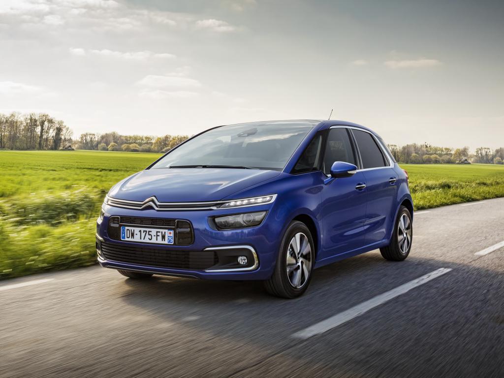 Citroën C4 Picasso po faceliftu dostal nový tříválec PureTech