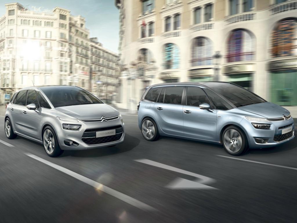 """Citroën C4 Picasso získal cenu """"Zlatý volant"""" mezi MPV"""