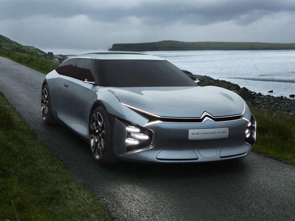 Citroën plánuje nový vlajkový sedan. Čekejte netradiční design a elektrifikaci
