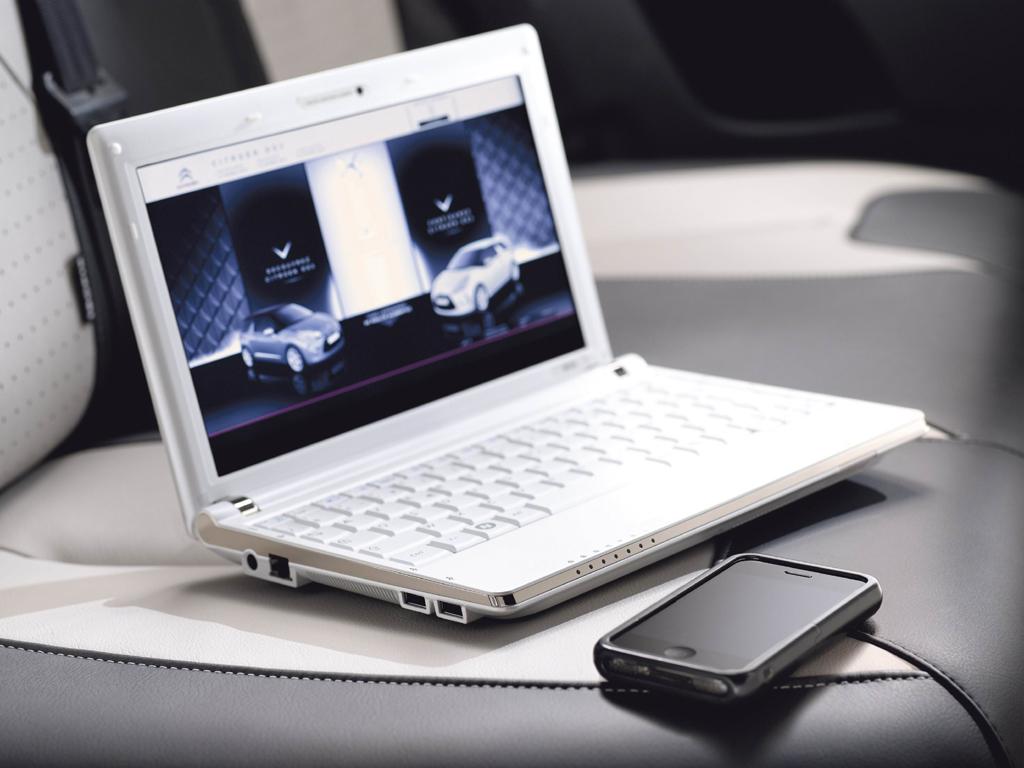 Citroën: přístup na internet k dispozici u všech modelů