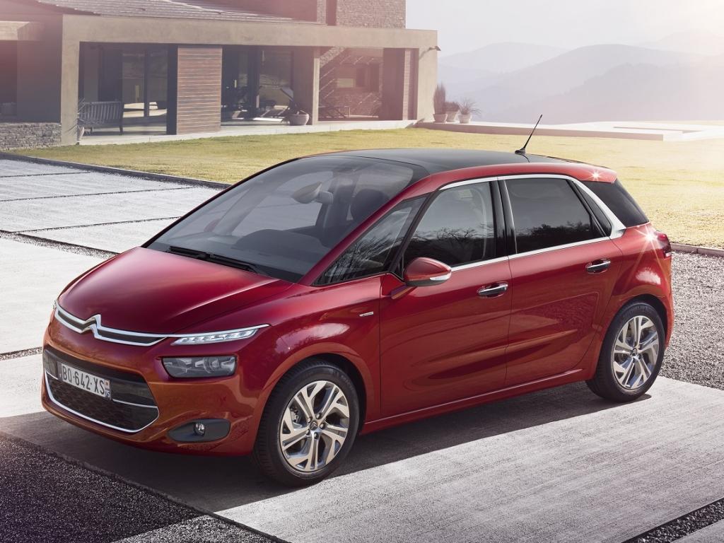 Citroënu C4 Picasso se daří a stává se lídrem mezi MPV