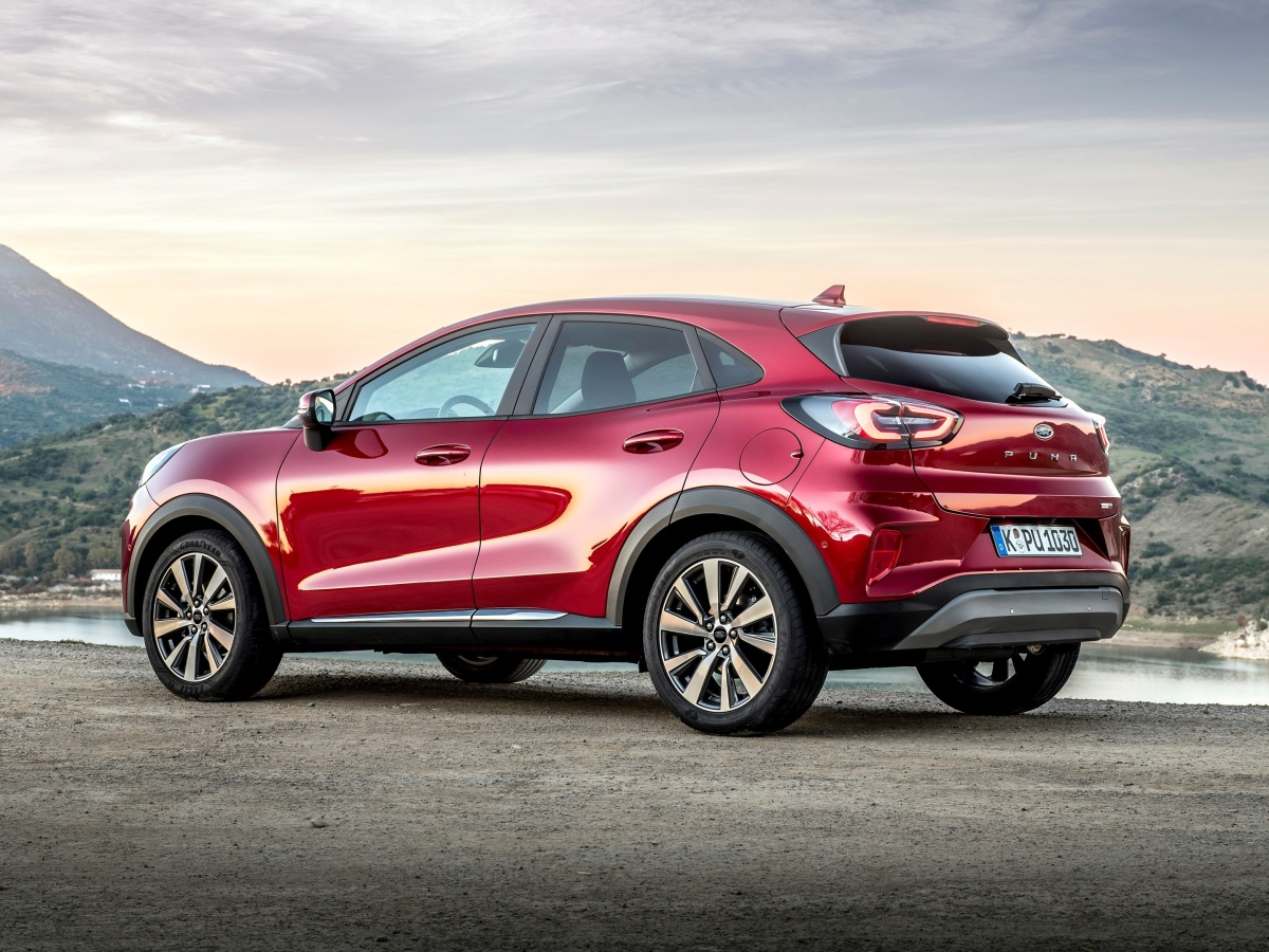 Crossover Ford Puma s největším kufrem v segmentu přijíždí na český trh