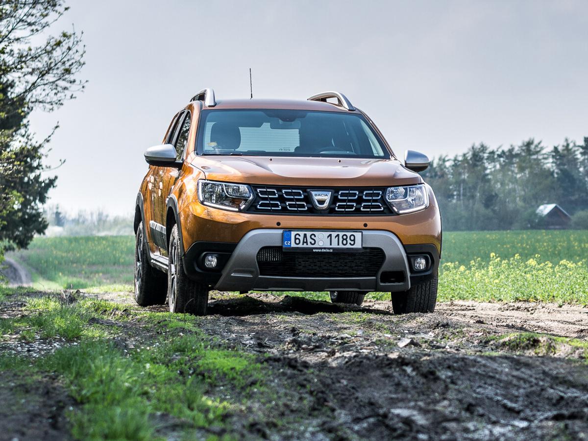 Dacia Duster dostala nový motor, přeplňovaný tříválec střídá klasiku