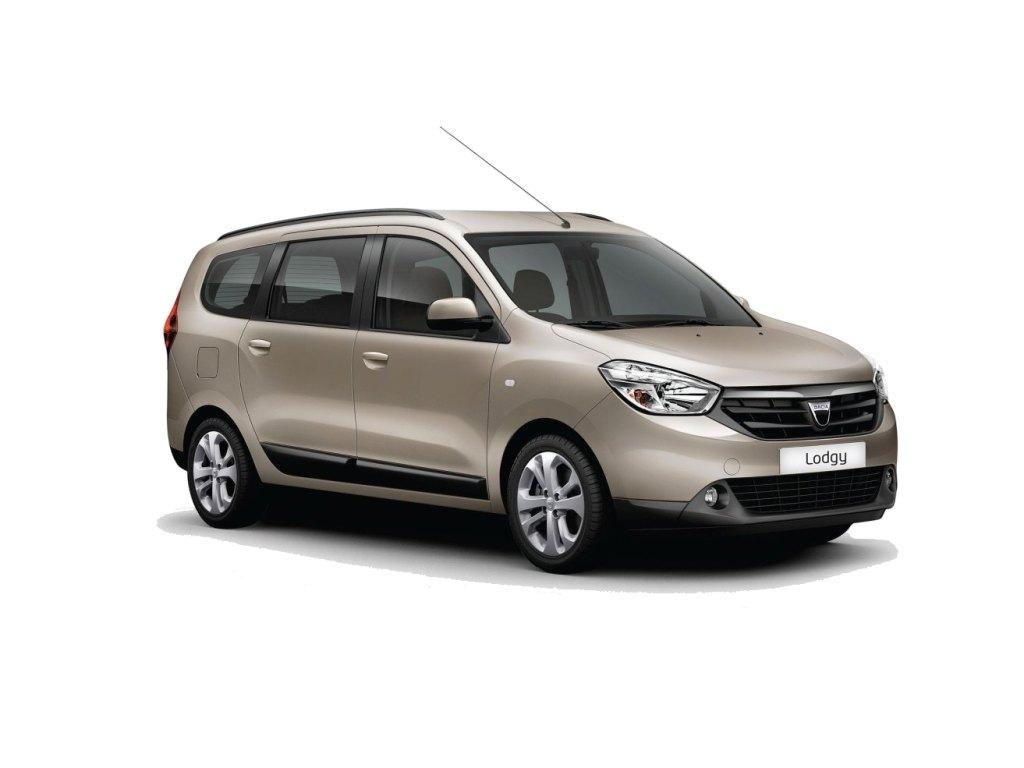 Dacia Lodgy - nová Dacia na obzoru