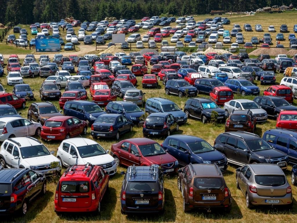 Dacia Piknik 2015 - opět padaly rekordy