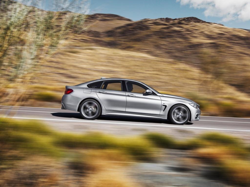Gran Coupé - další BMW řady 4 je tady!