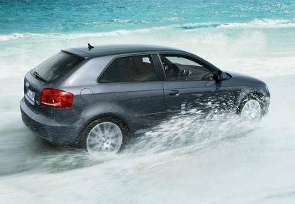 Další kráska - Elisavet Charalambidu - si vybrala Audi