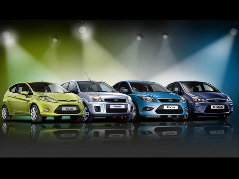 Dárek od Fordu: vánoční bonus až 20 000 Kč!