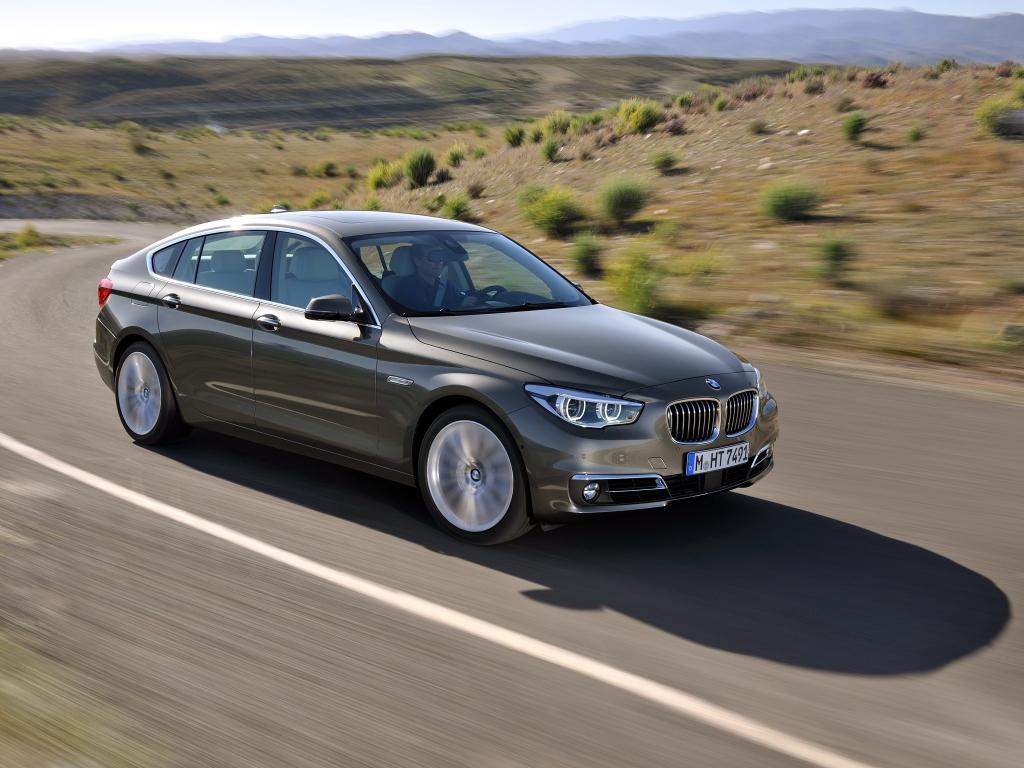 Dva miliony prodaných vozů: BMW řady 5