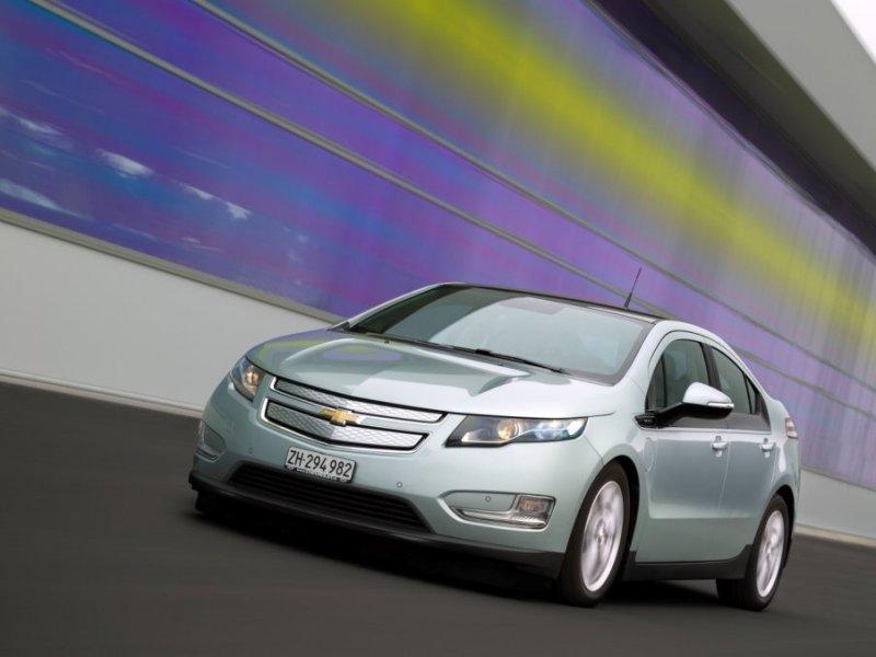 ECOBEST 2011 získal Chevrolet Volt