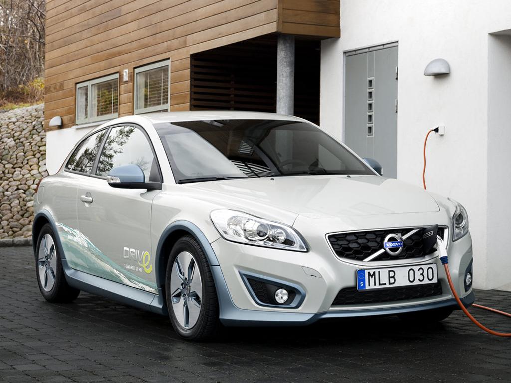 Elektrické Volvo C30 je připraveno