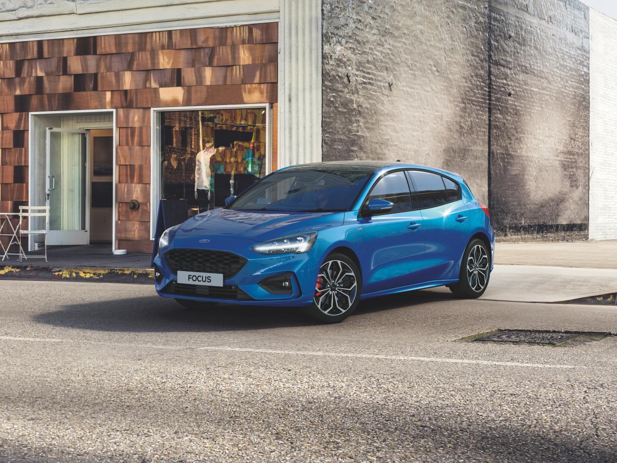 Elektrifikovaný Ford Focus umí jezdit levně a aktuálně ho koupíte s pořádnou slevou