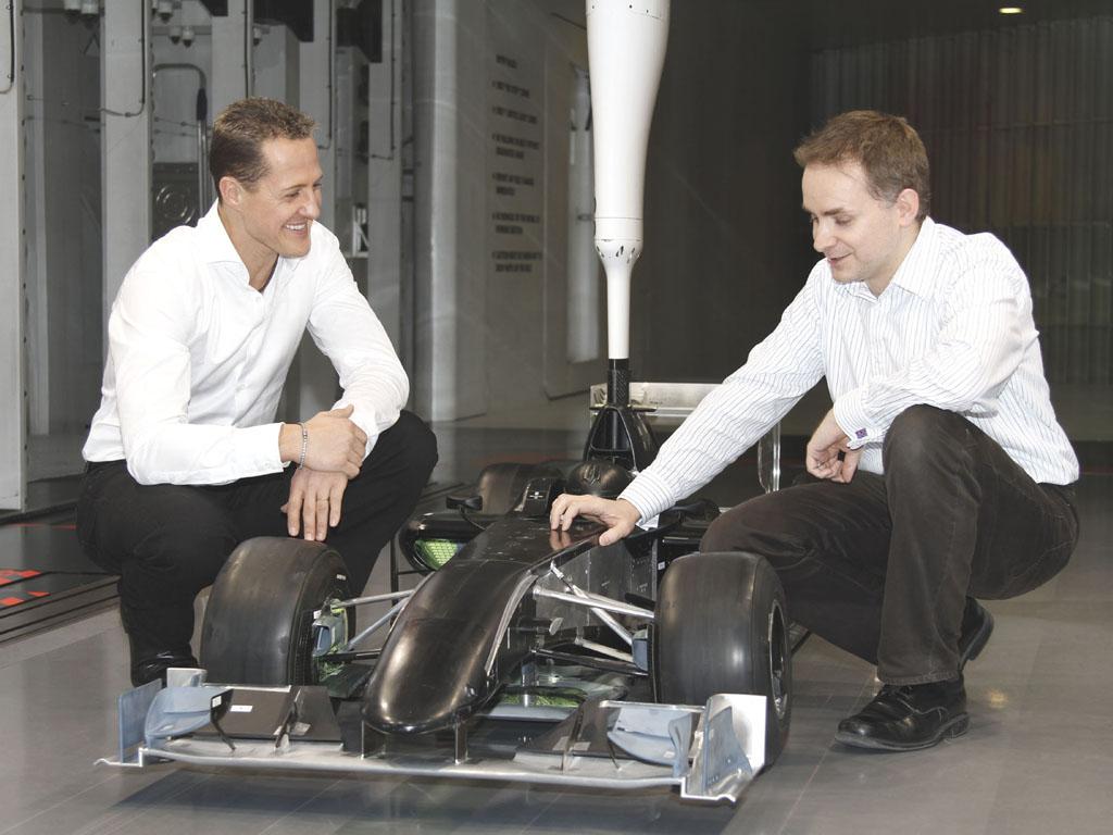 F1: Schumacher se vrací!