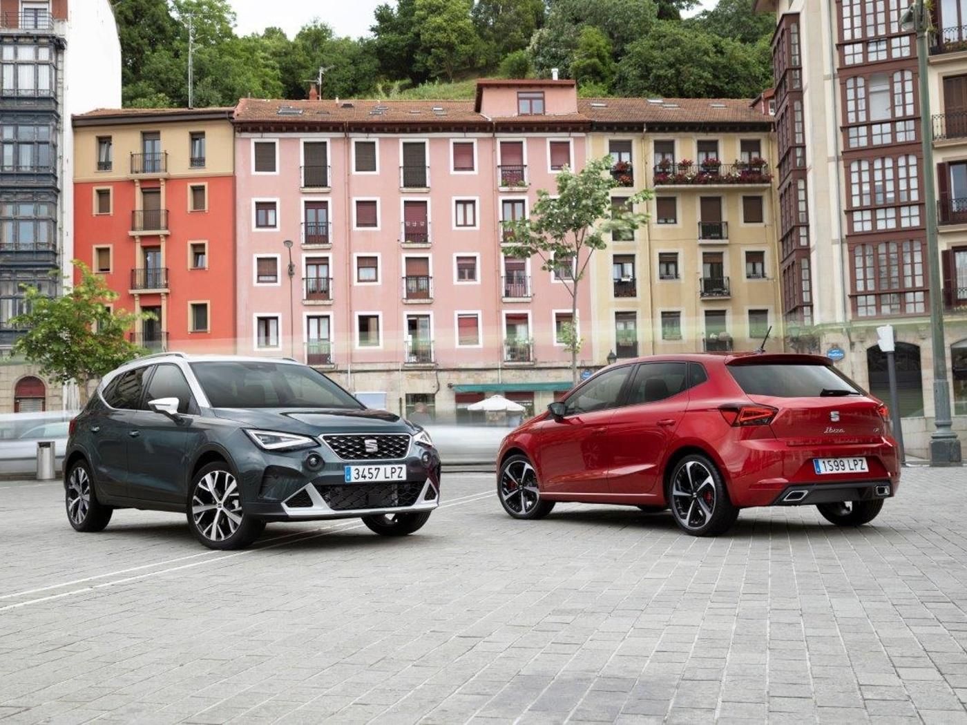 Fabii a Kamiqu přibyla vlastní konkurence, Seat Ibiza a Arona