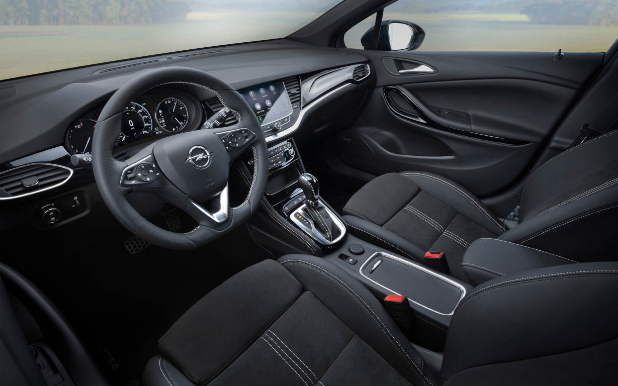 opel astra opc 2019