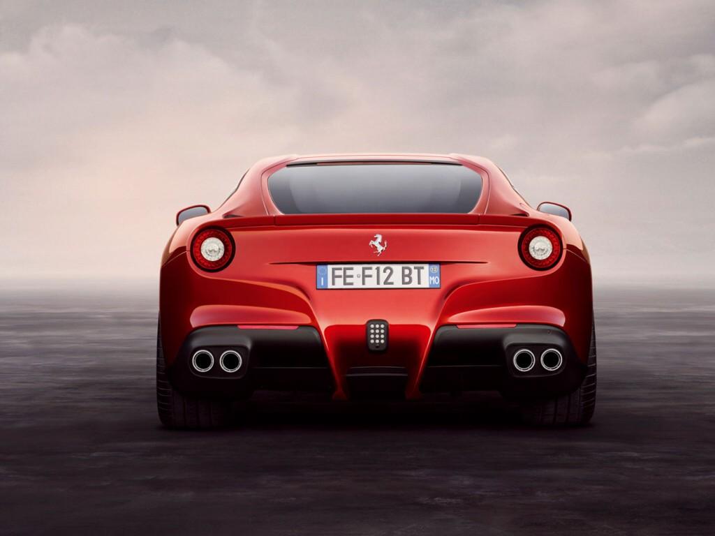 Фото Ferrari F12 Berlinetta / …