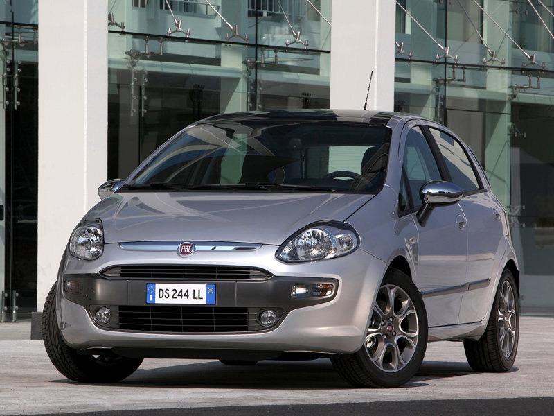 Fiat Punto Evo: Modernizace v poločase