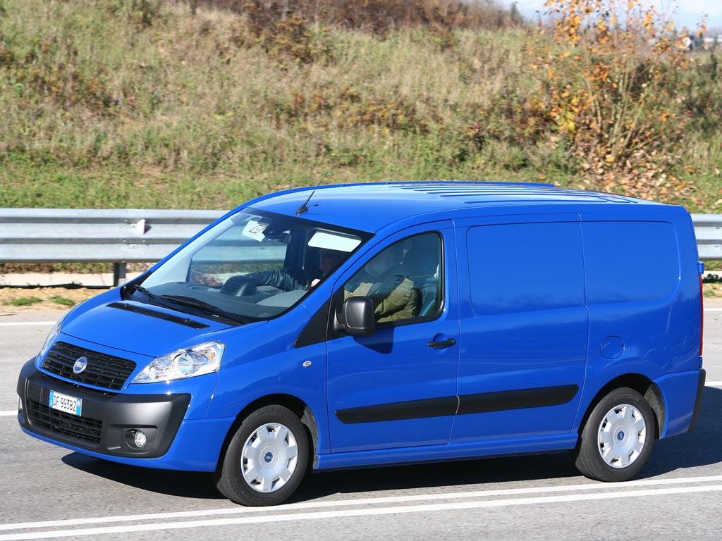 Fiat Scudo nově i s motorem 2,0 MultiJet 165