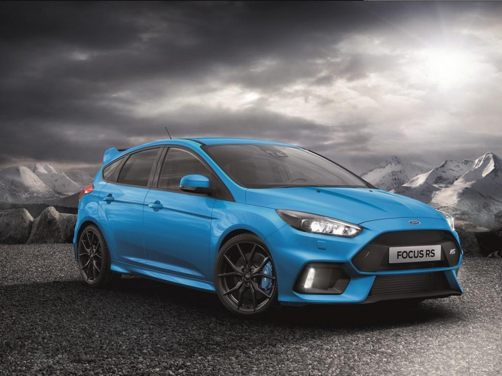 Ford dnes začal přijímat objednávky na nový Focus RS