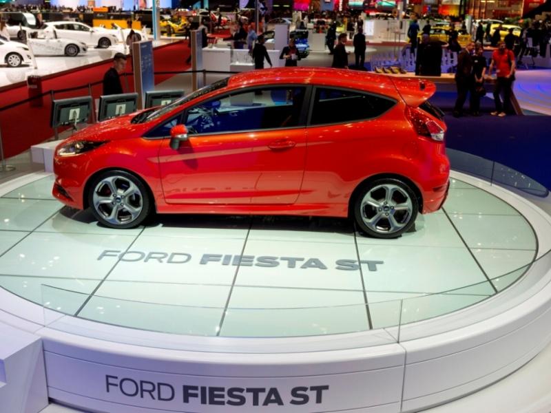 Ford Fiesta ST již koncem léta