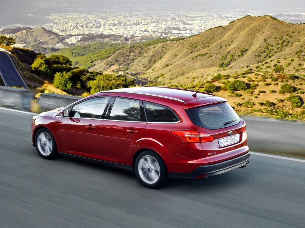 Ford Focus kombi nově za cenu pětidveřového hatchbacku