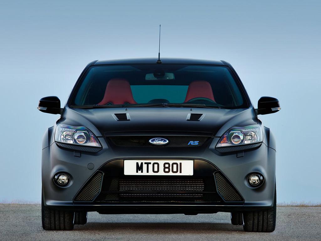 Ford Focus RS500: Loučení ve velkém stylu