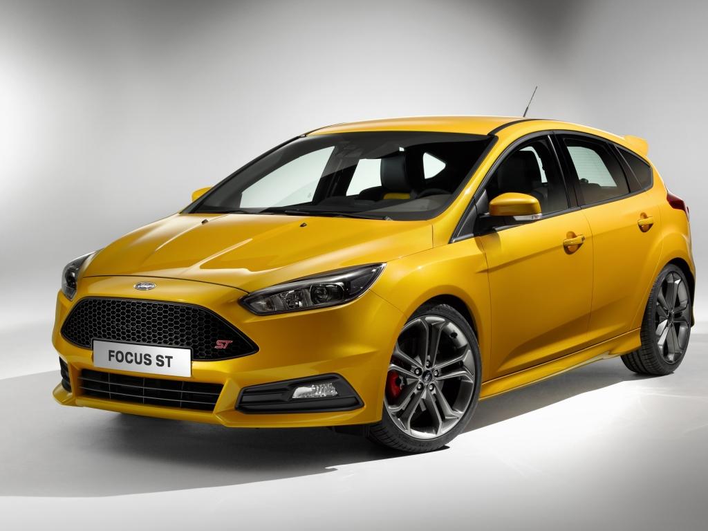 Ford Focus ST - známe české ceny