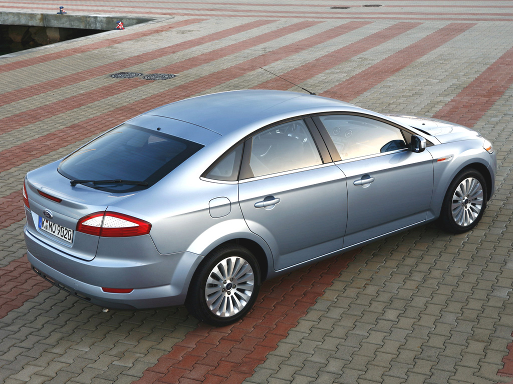 Ford Mondeo Enterprise: Akční model s velmi bohatou výbavou