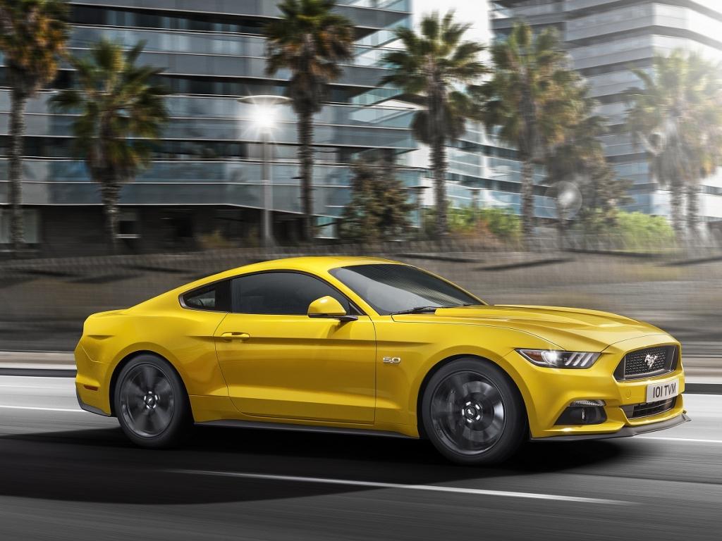 Ford Mustang - české ceny začínají od 880.000 Kč