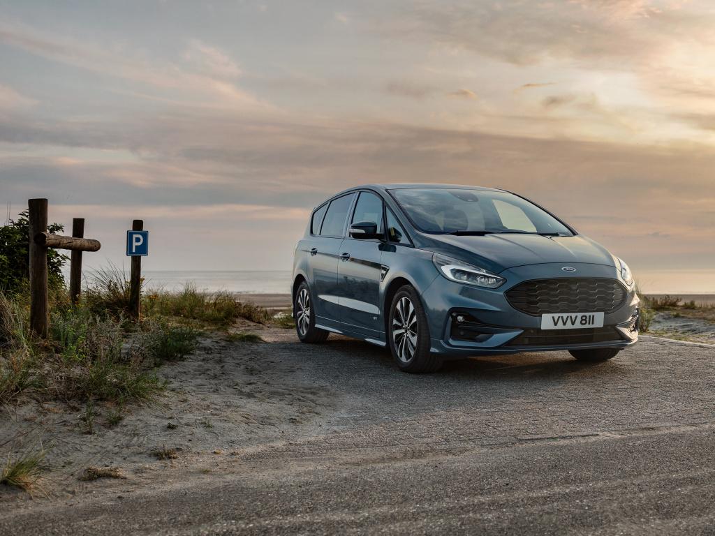 Ford S-MAX a Galaxy má po modernizaci, co je nového?