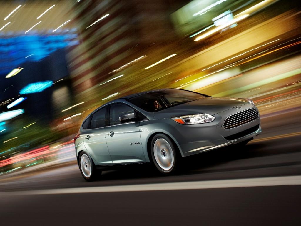 Ford zahájil v Evropě výrobu elektromobilu Focus Electric