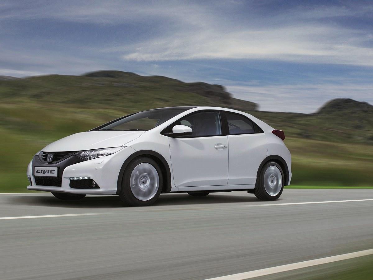 Nová Honda Civic oficiálně představena včetně fotografií