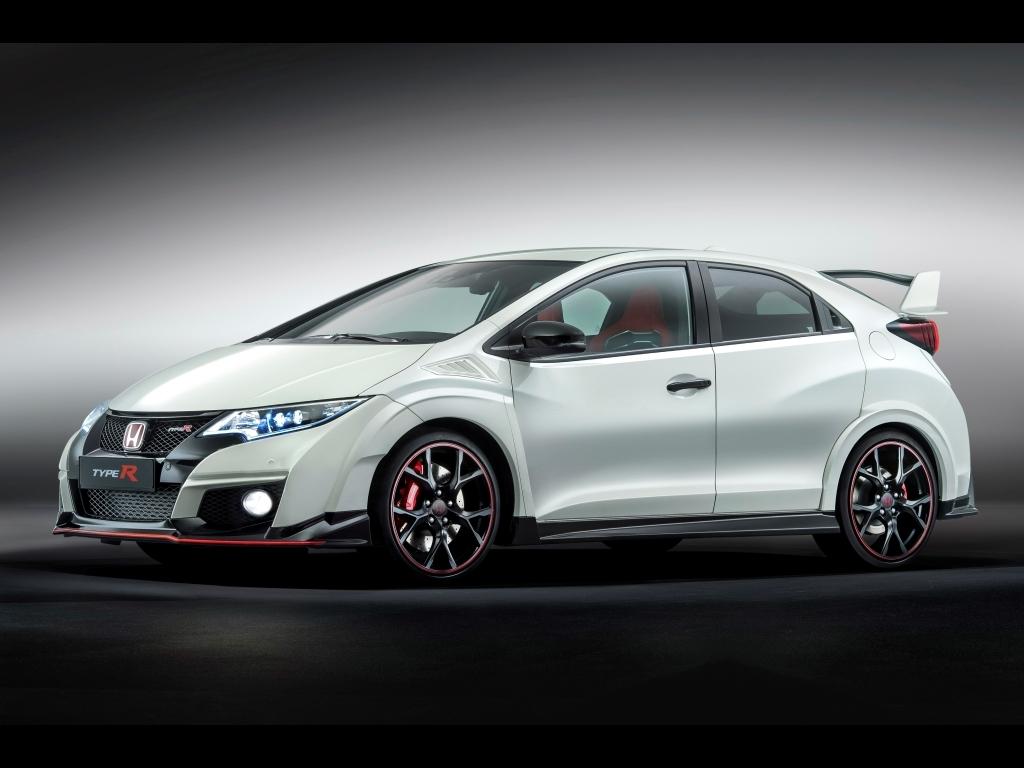 Honda Civic Type R - výkon 310 koní, maximálka 270 km/h