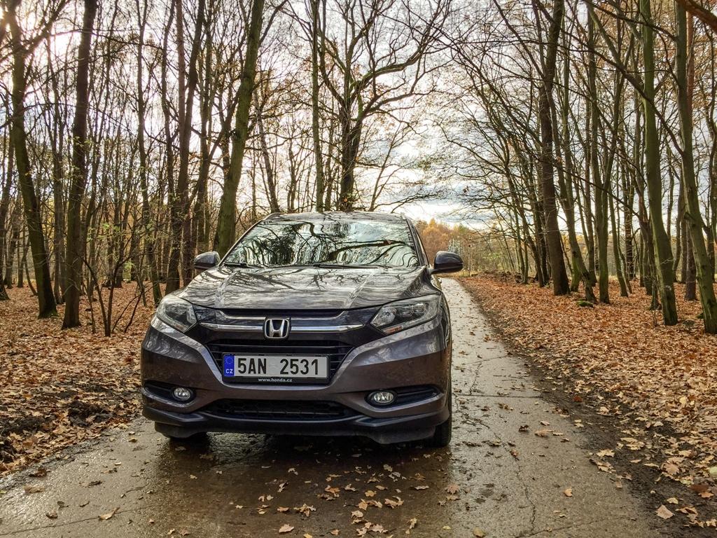 Test: Honda HR-V 1.5 i-VTEC CVT – třetí do party