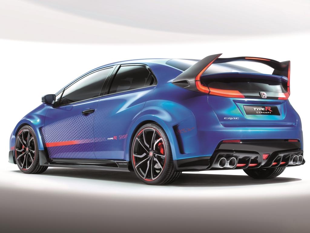 Honda Type R zná svou českou cenu, v prodeji od 859 900 Kč